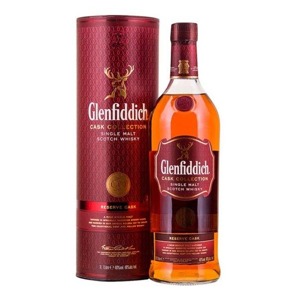 GLENFIDDICH RESERVE CASK 1,00 L. 40º