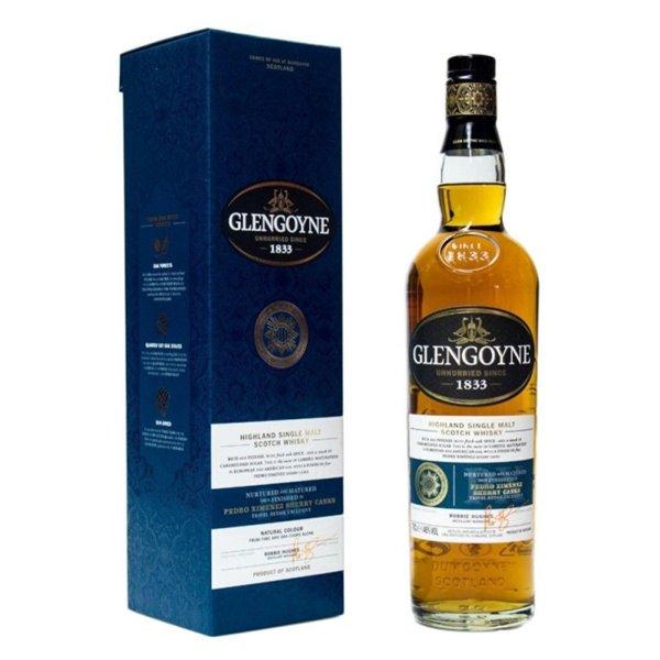 GLENGOYNE PEDRO XIMENEZ SHERRY CASK 0,70 L. + ESTUCHE