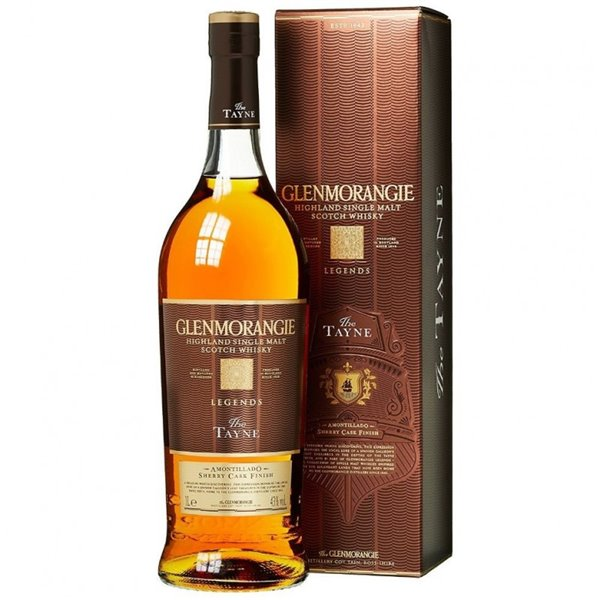 GLENMORANGIE THE TAYNE 1L. + ESTUCHE