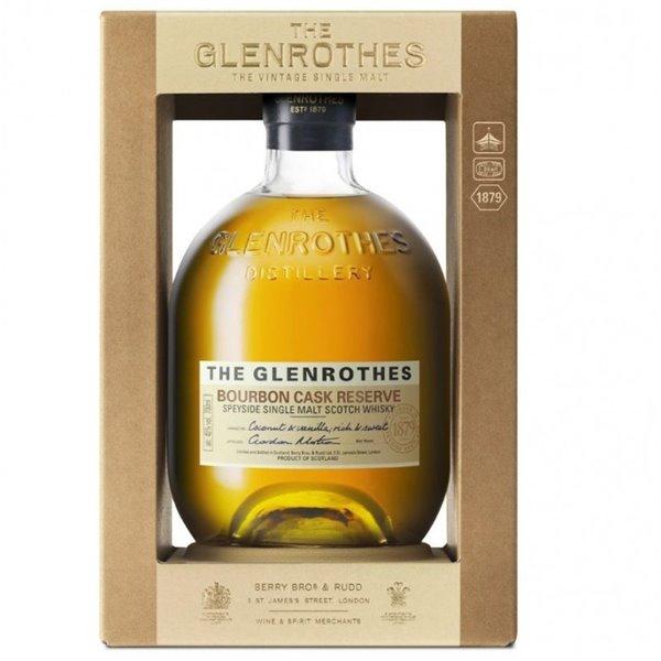 GLENROTHES BOURBON CASK RESERVE 0,70 L.