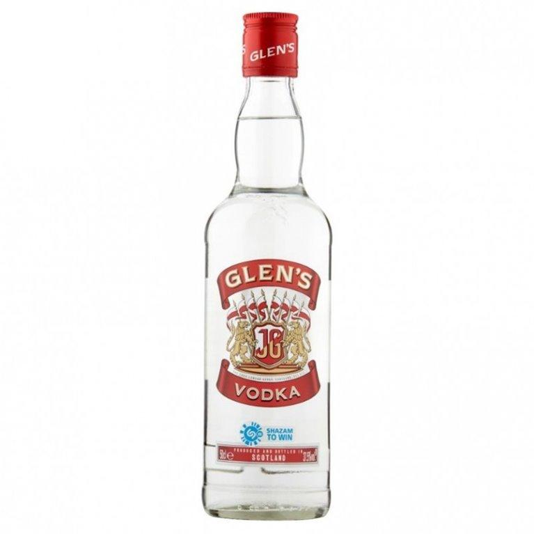 GLENS PET 0,50 L.