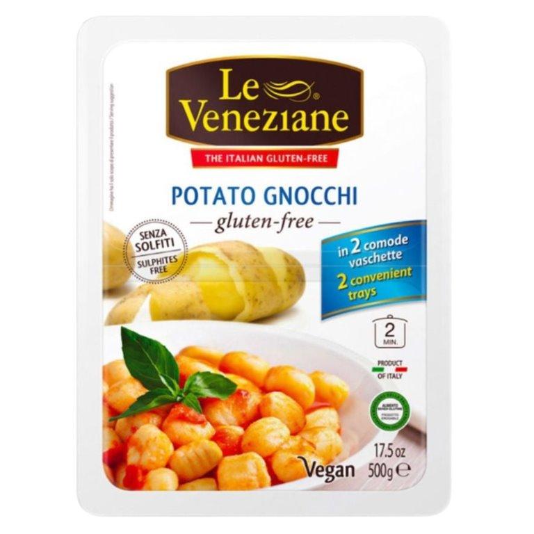 Gnocchi de Patatas Sin Gluten 500g