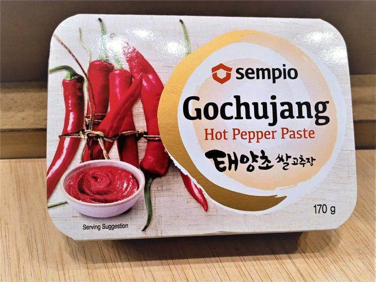 Gochujang , pasta de chiles coreanos 170g