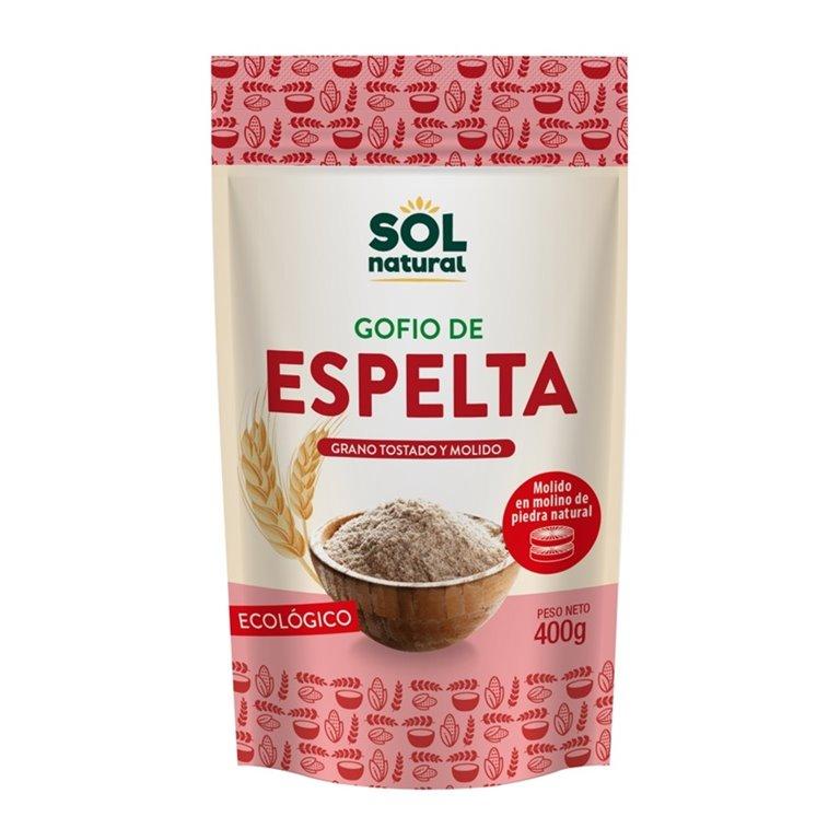 Gofio de Espelta Integral Bio 400g