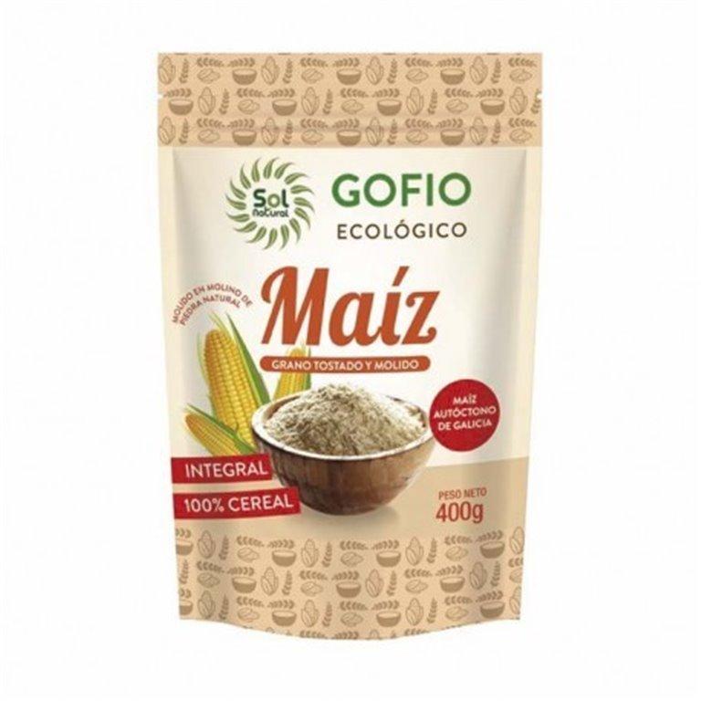 Gofio de Maíz Integral Bio 400g