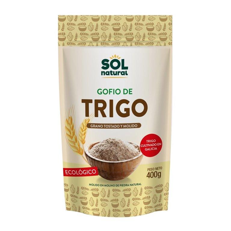 Gofio de Trigo Integral Bio 400g