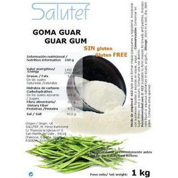 Goma Guar 1kg