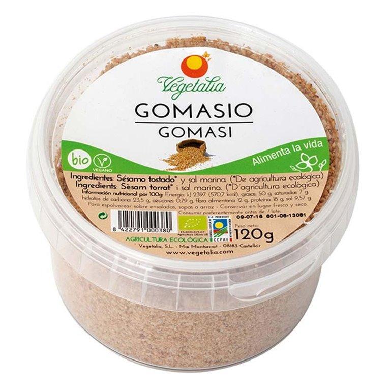 Gomasio Bio 120g, 1 ud