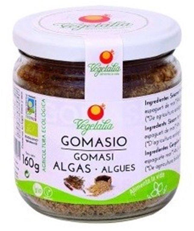 Gomasio con Algas Bio 160g, 1 ud