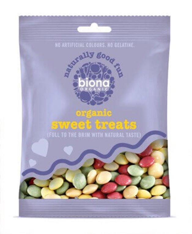 Gominolas gotas de chocolate BIO