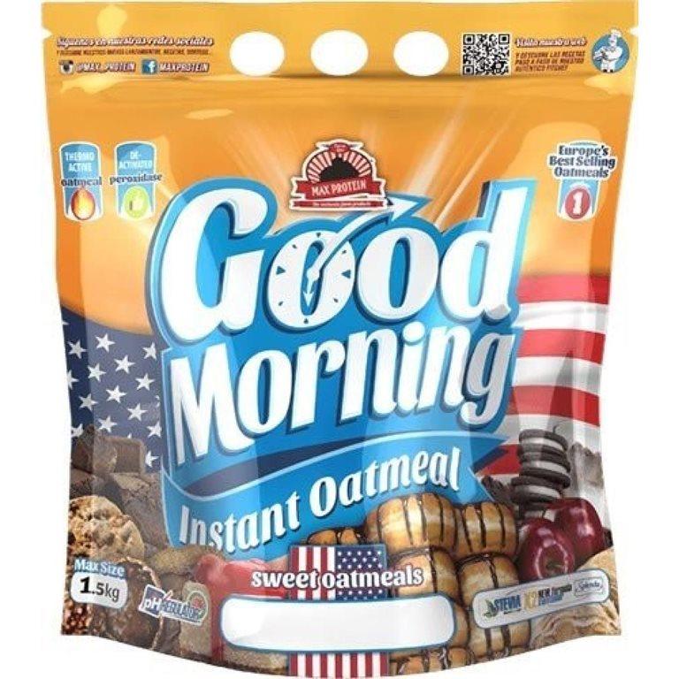 Good Morning Instant Oatmeal 1.5 Kg