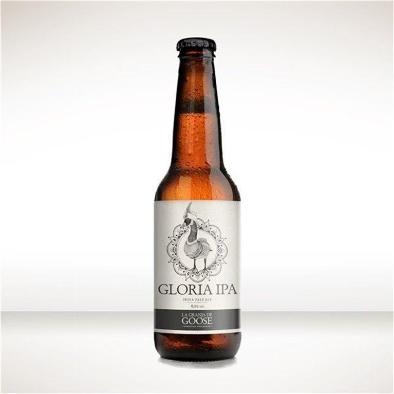 Goose Gloria IPA. Pack de 6