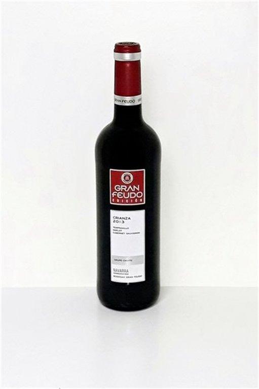 GRAN FEUDO - Tinto - Crianza 2013, 0,75 l