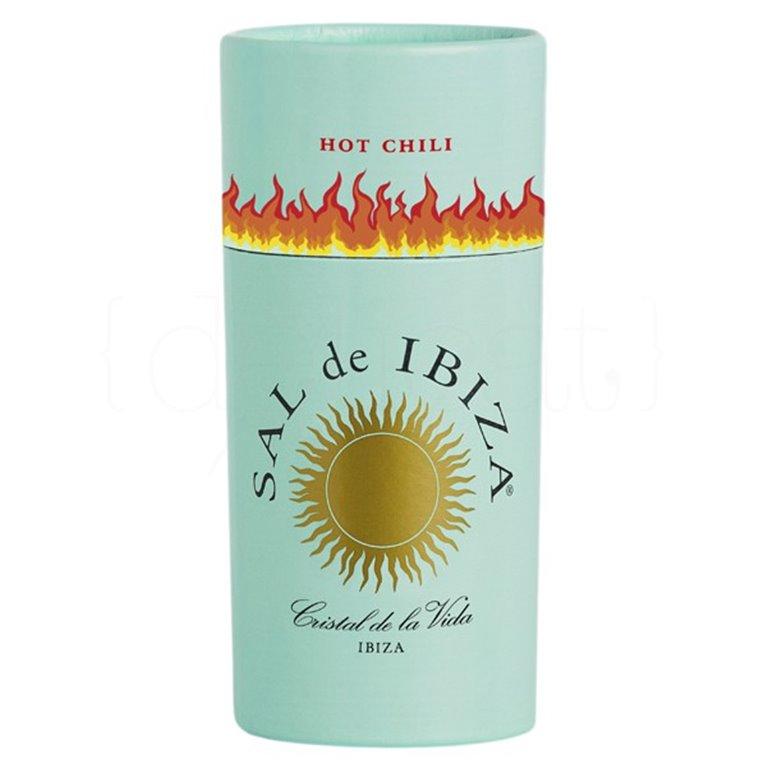Granito con Chili 75gr. Sal de Ibiza. 12un., 1 ud