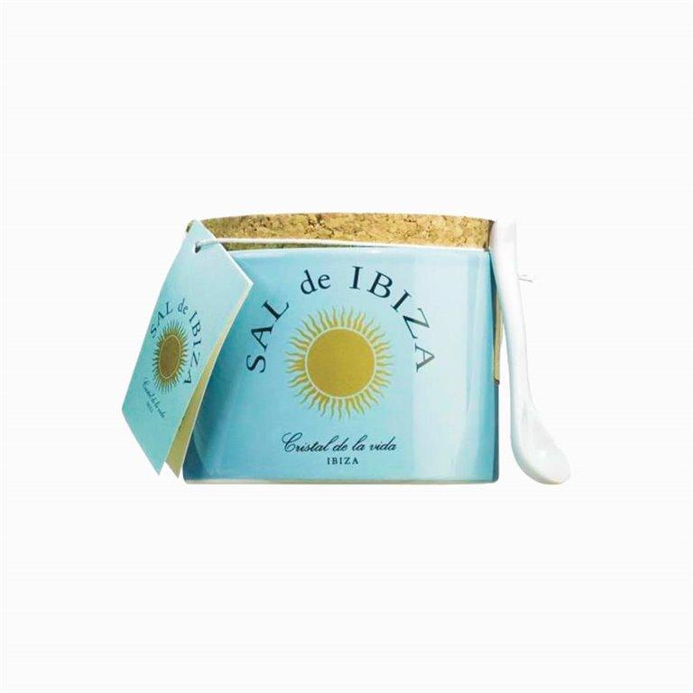 Granito Cristal de la Vida Sal de Ibiza 150 gramos