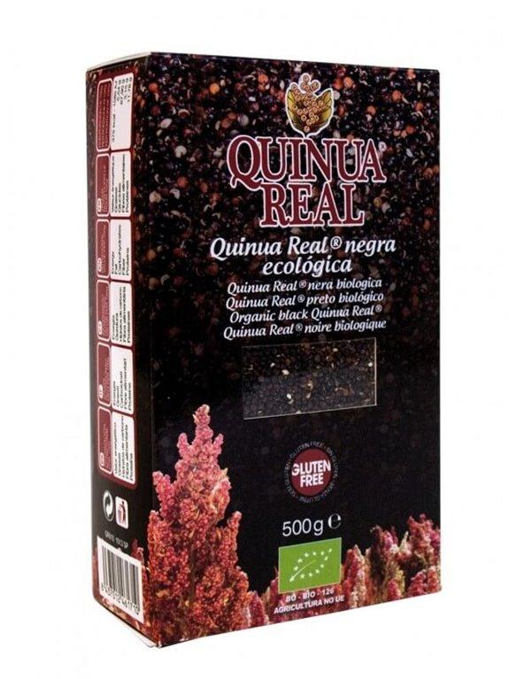 Grano de Quinua Real Negra, 500 gr