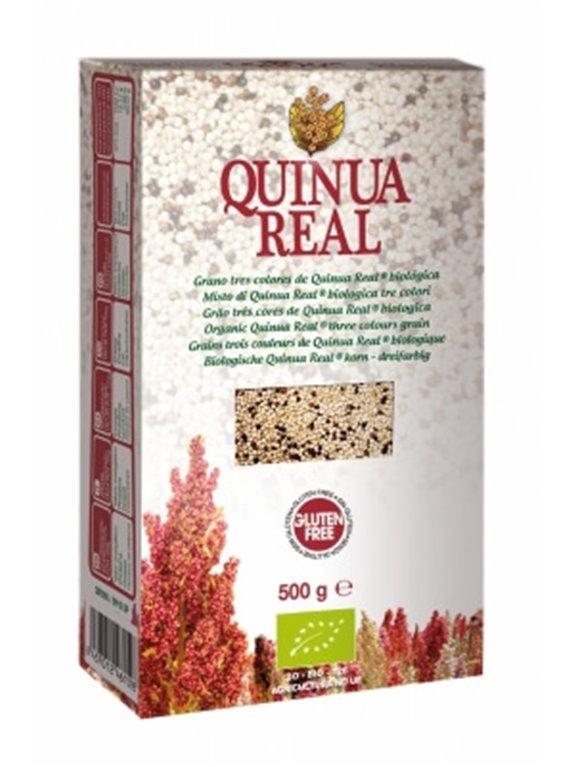 Grano de tres colores Quinua Real, 500 gr