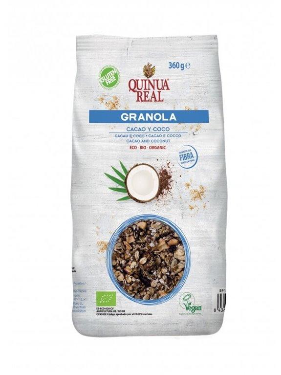 Granola Cacao y Coco, 1 ud
