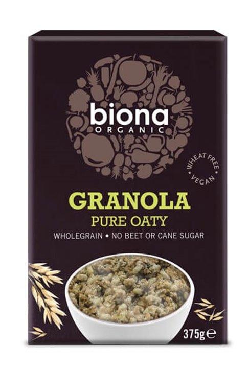 Granola de avena pura - Biona