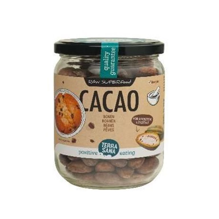 Granos Cacao Raw Food