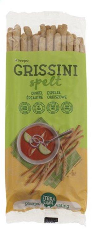 Grissini de espelta, 130 gr