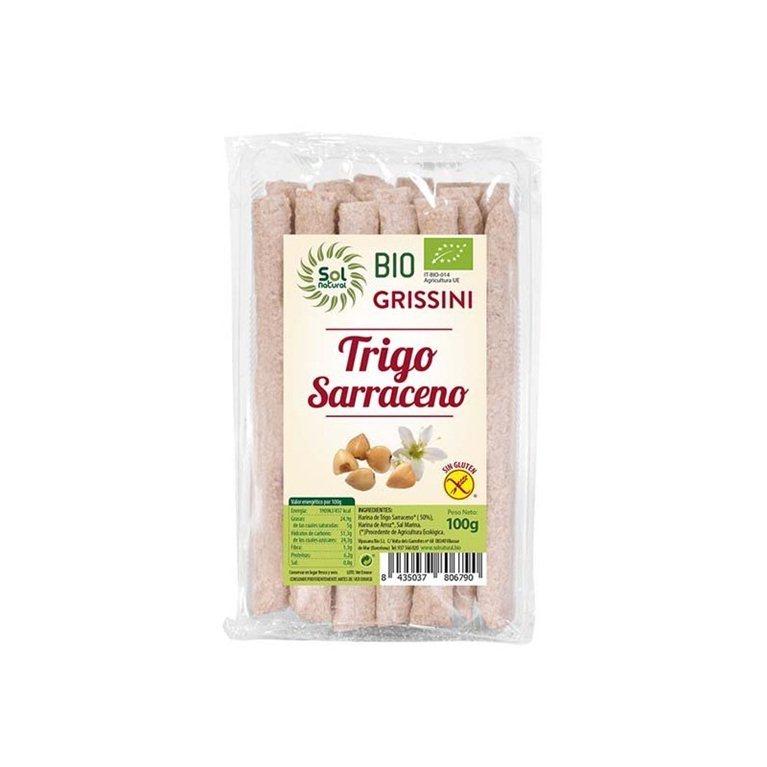 Grissoni trigo sarraceno, 100 gr