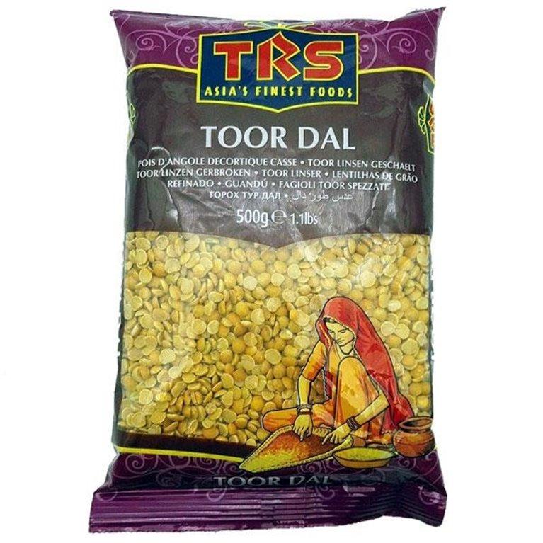 Guandú (Toor Dal) 1kg, 1 ud