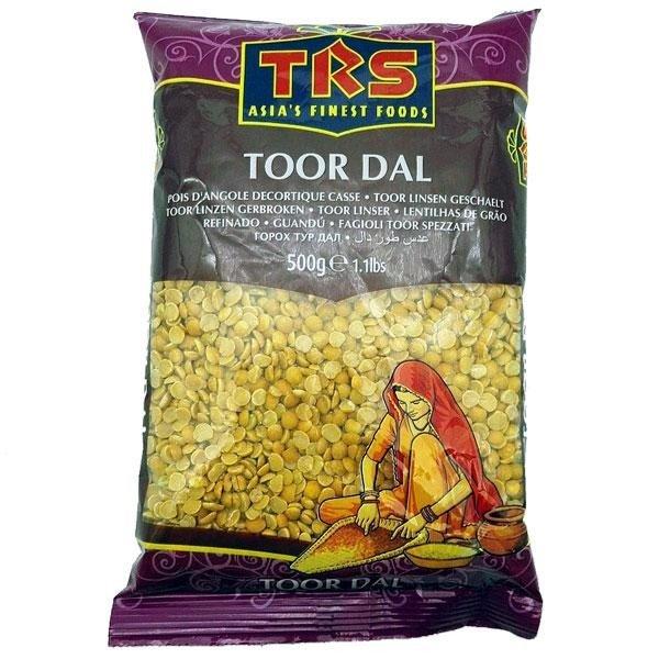 Guandú (Toor Dal) 1kg