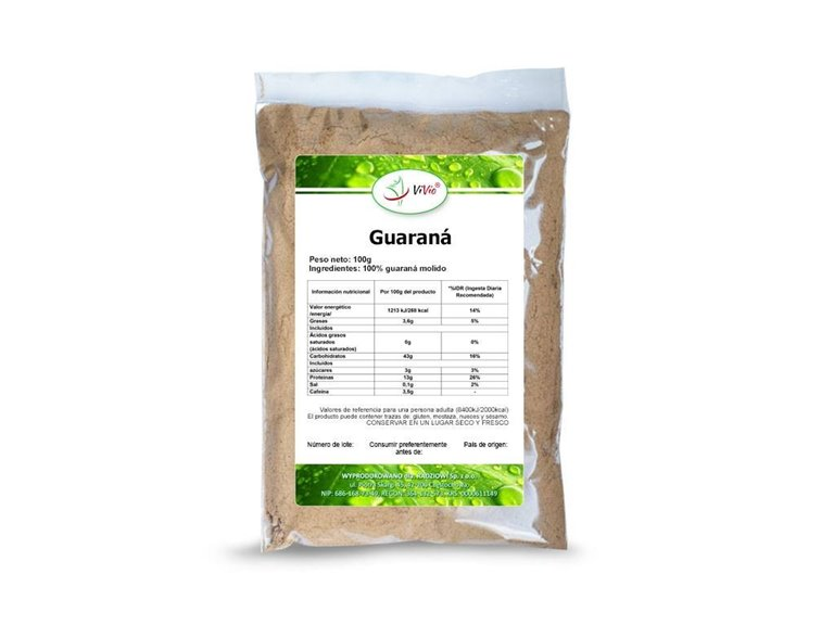 Guaraná 100g