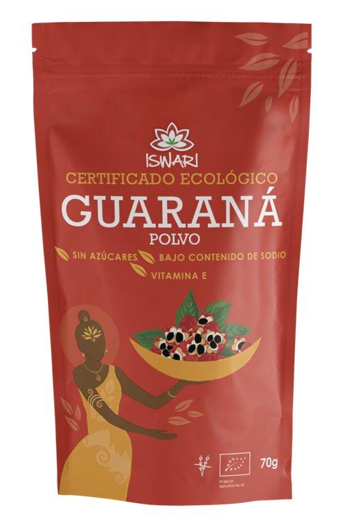 Guaraná en Polvo BIO 70g