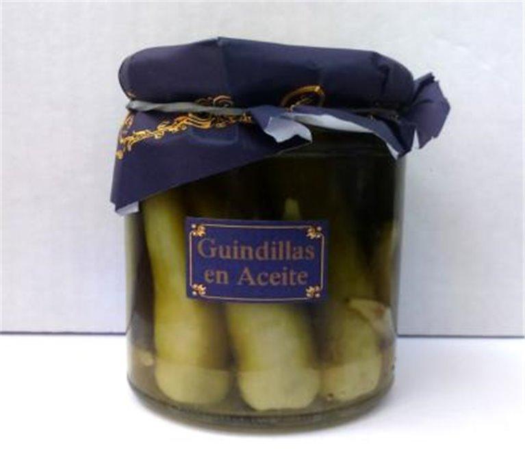 Guindillas en aceite Coquet, 1 ud