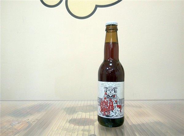 Guineu – La Quince Old XMAS Ale