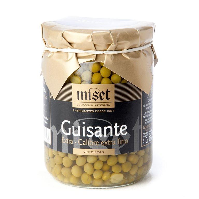 """Guisante extra fino """"Miset"""""""