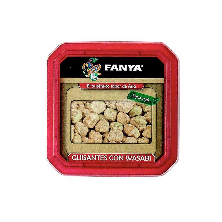 Peas with Wasabi 100g Fanya
