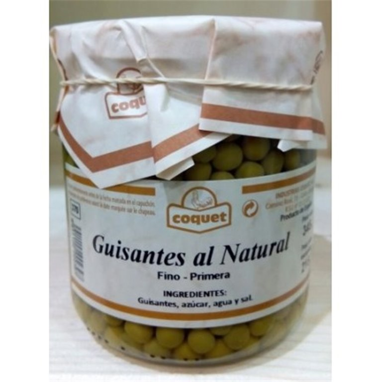 Guisantes Coquet, 1 ud