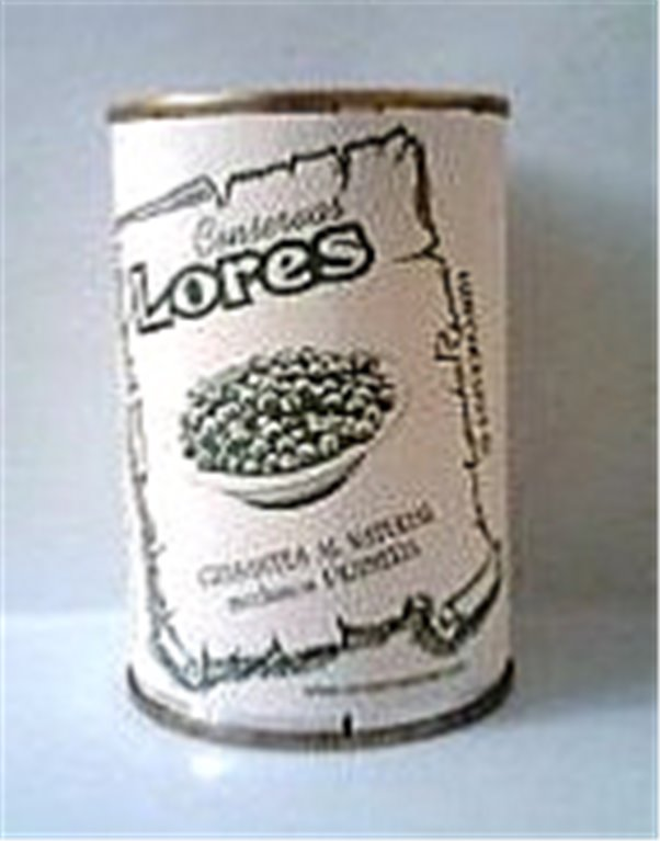 Guisantes Lores, 1 ud