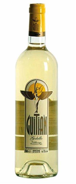 GUITIAN - Blanco Godello Cosecha 2016, 0,75 l