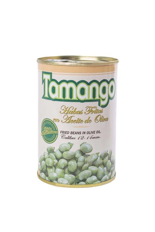 Habas Fritas Tamango 420g, 1 ud