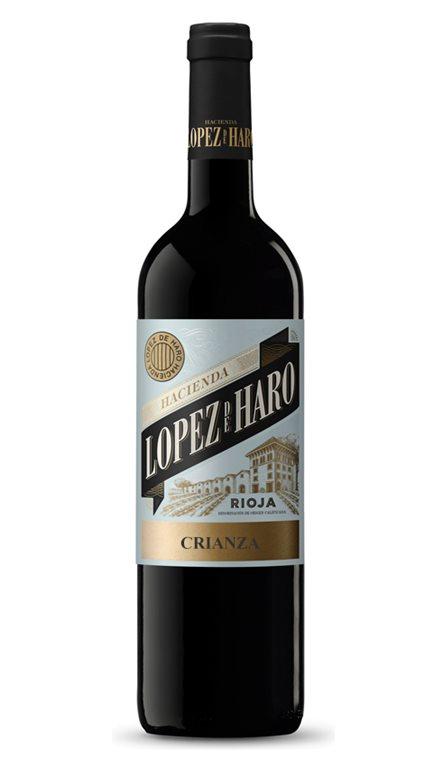 Hacienda López de Haro Crianza 2018 D.O. Rioja