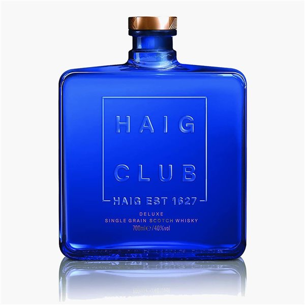 Haig Club Single Grain Scotch Whisky 70cl