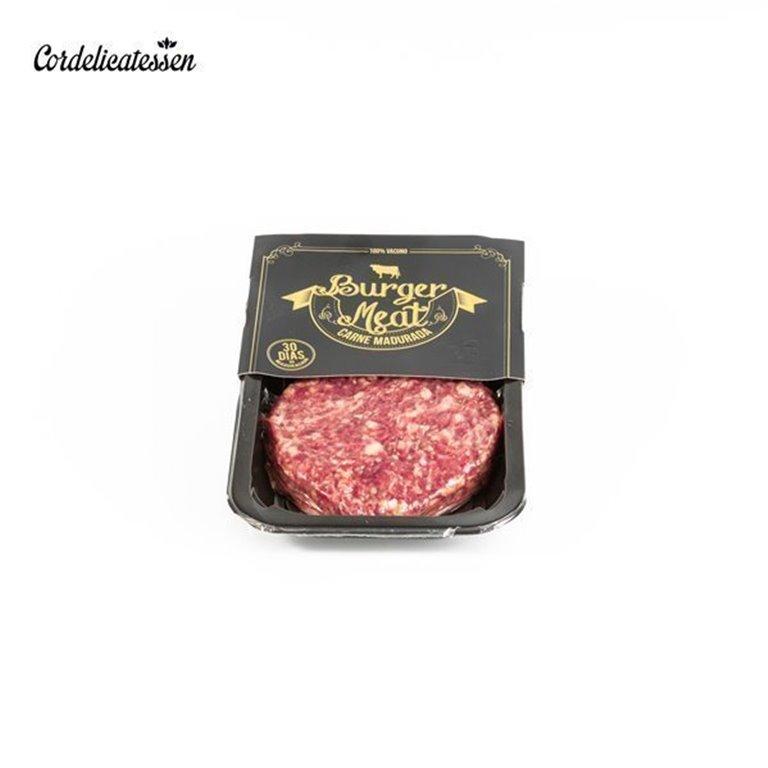Hamburguesa carne roja madurada, 220 gr