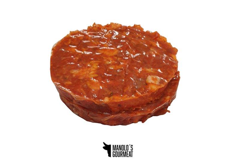Hamburguesa de zorza (4 uds.)