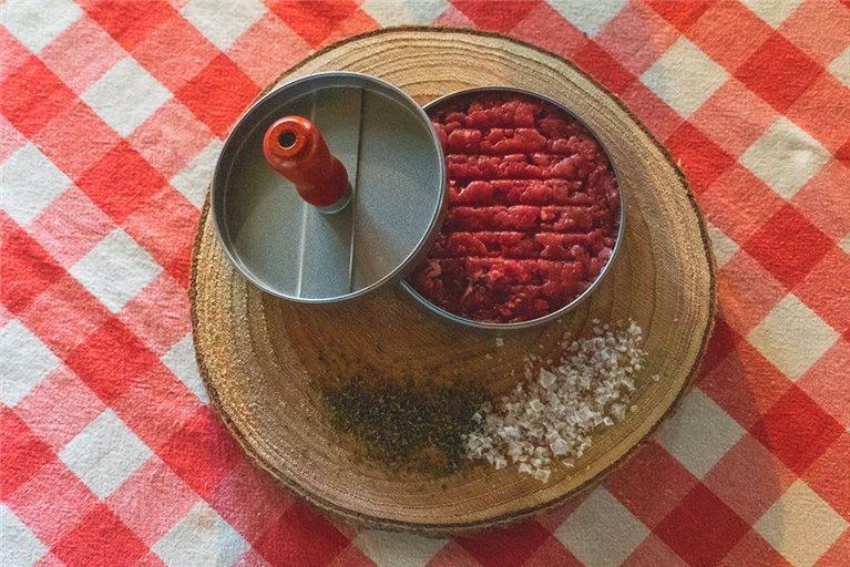 Beef Burgers ECO (340g).