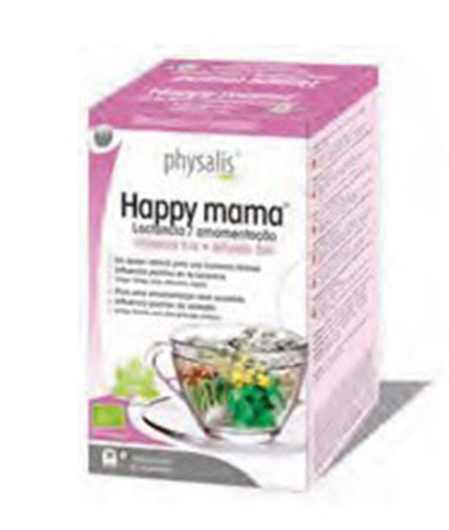 Happy mama infusión bio, 30 gr