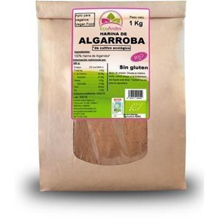 Harina de Algarroba Bio 10kg
