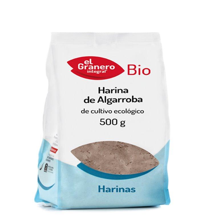 Harina de Algarroba Bio 350g, 1 ud