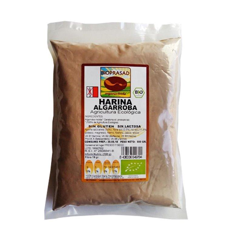 Harina de Algarroba Bio 500g