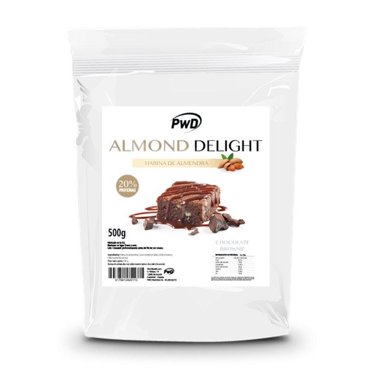 Harina de Almendra con Chocolate Brownie 500g