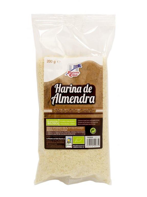 Harina De Almendra, 200 gr