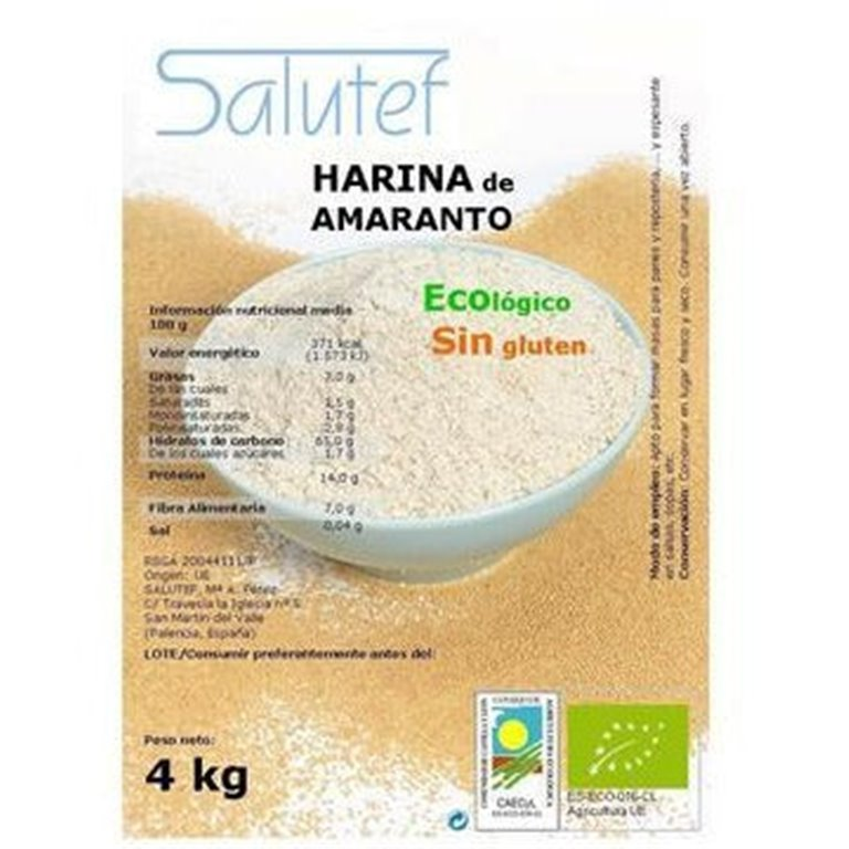 Harina de Amaranto Bio 4kg